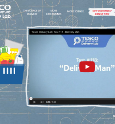 Tesco: The Science of Delivery